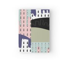 Rain In The City Hardcover Journal