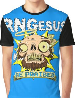 RNGesus Be PRAISED! Graphic T-Shirt