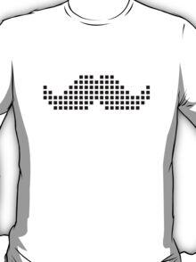 Mustache pixel T-Shirt