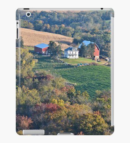 Valley Farm Portrait 2 iPad Case/Skin