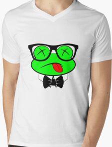 Keepin it Proper Mens V-Neck T-Shirt