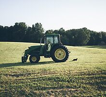 the cat and the tractor by jdurban