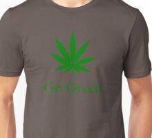 Vape Nation Go Green Unisex T-Shirt