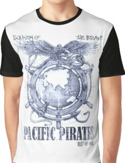 Pacific Pirates Graphic T-Shirt