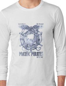 Pacific Pirates Long Sleeve T-Shirt
