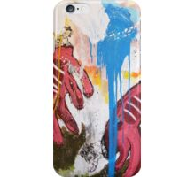 PERROS EN LA HIERBA (Dogs on the grass) iPhone Case/Skin