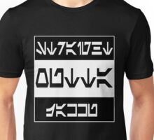 Straight Outta Jakku Unisex T-Shirt