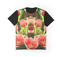 Tulips (GO1) Graphic T-Shirt