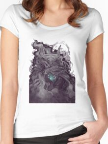 Claws of Dark Women's Fitted Scoop T-Shirt
