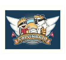 Calvinball Art Print