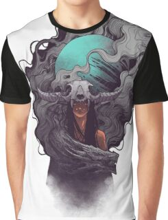 Smokey Shaman Graphic T-Shirt