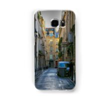 Waiting for his pizza Samsung Galaxy Case/Skin