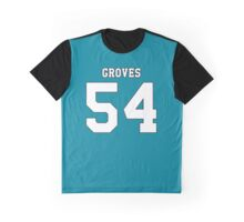 Quentin Groves 54 Graphic T-Shirt