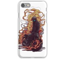 Standing on Fire iPhone Case/Skin