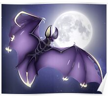 Pokemon - Lunala Poster