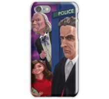 The Twelfth Doctor Who iPhone Case/Skin
