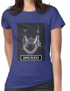 Wicked Future Womens Fitted T-Shirt