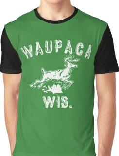 Dustin's Waupaca Wis Graphic T-Shirt