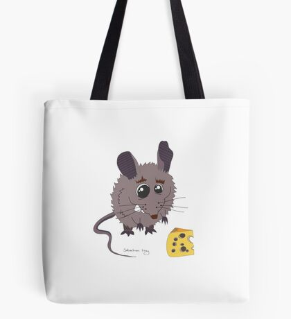 Bettina the Mouse Tote Bag