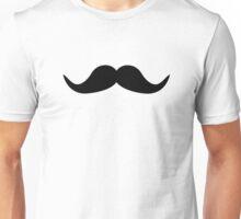 Mustache Moustache Unisex T-Shirt