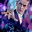 The Twelfth Doctor by David Atkinson