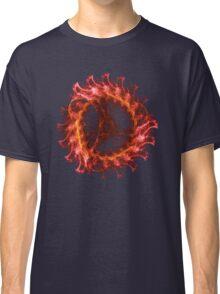 I am the Fire! #fractal Classic T-Shirt
