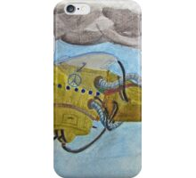 Peace Keepers Series—Airzeppelinplane iPhone Case/Skin