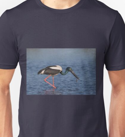 Eel Hunting Unisex T-Shirt