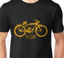 Vintage Moped Gold 58 Unisex T-Shirt