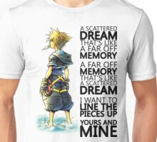A Scattered Dream Unisex T-Shirt