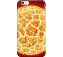 Kersploding Planet iPhone Case/Skin
