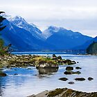 Chilkoot Lake Haines Alaska by Yukondick