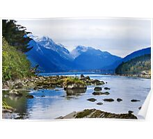 Chilkoot Lake Haines Alaska Poster