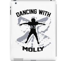 Wes Welker - Dancing With Molly - Denver Broncos iPad Case/Skin