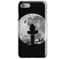 Fighter On The Moon iPhone Case/Skin