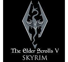 The Elder Scrolls V: Skyrim Photographic Print