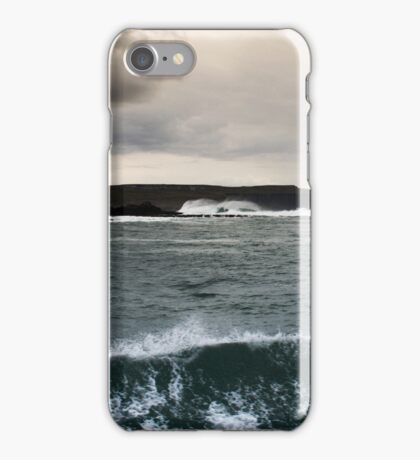 Cliffs of Moher from Doolin Harbour Cruise iPhone Case/Skin