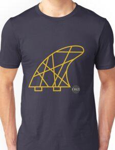 Metalic Fin sculpture Unisex T-Shirt
