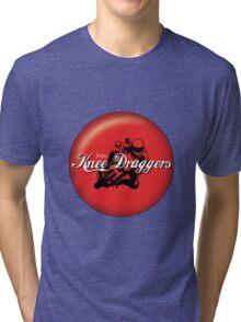 Enjoy... Knee Draggers Tri-blend T-Shirt