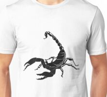 Simple Scorpion Unisex T-Shirt