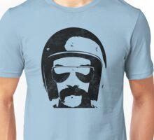 Mustache Rider Unisex T-Shirt