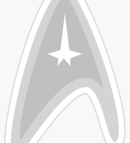 star trek command sticker Sticker