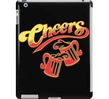 CHEERS TV SERIES iPad Case/Skin