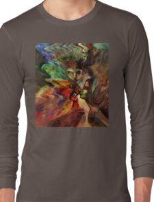 Kissing the Beast Long Sleeve T-Shirt