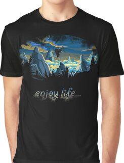Enjoy Life / Marceline (adventure time) <3 Graphic T-Shirt