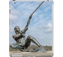 The Mariners Sculpture iPad Case/Skin