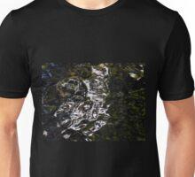 Silver Slash Unisex T-Shirt