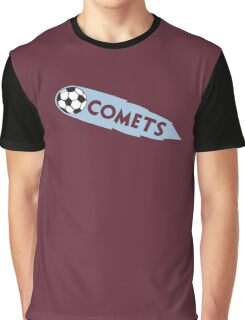 Baltimore Comets 1974 Away T-shirt Graphic T-Shirt