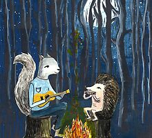 Campfire Songs by Paper-Sparrow by Paper Sparrow