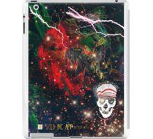 LIfe and Death Skull Boy iPad Case/Skin